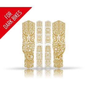 Riesel Design chain:TAPE 3000, los muertos gold